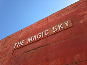 The Magic Sky
